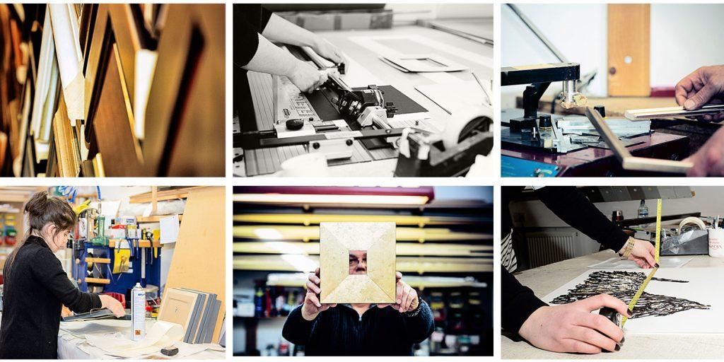 eduardo Alessandro Studios Picture Framing