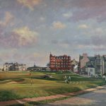 Donald.Shearer.The.Road.Hole.Old.Course.St.Andrews.oils.23x30.