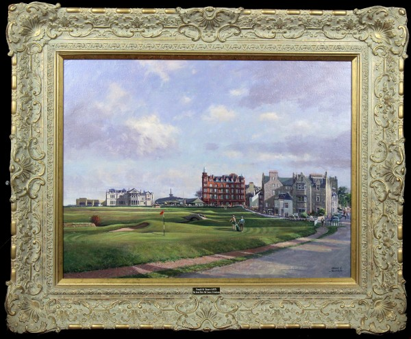 Donald.Shearer.The.Road.Hole.Old.Course.St.Andrews.oils.23x30_FRAMED