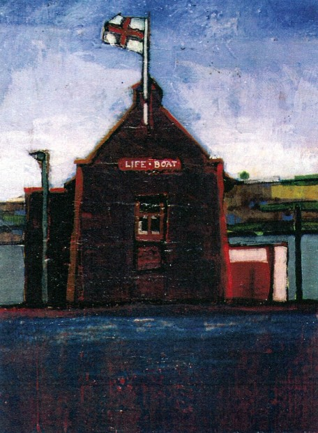 Stephen French_Life Boat House_4.5x6_13.50