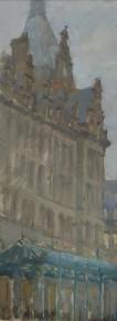 Fedor Gridnev_Glasgow Central Station_Oils_20x8_1.900
