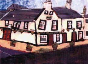 Stephen French_The Eagle, Broughty Ferry_6x4.5_13.50
