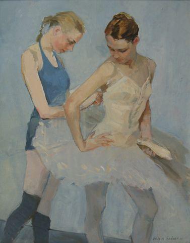 Valeriy Gridnev_Two Dancers_Oils_15x12_2.500.jpg