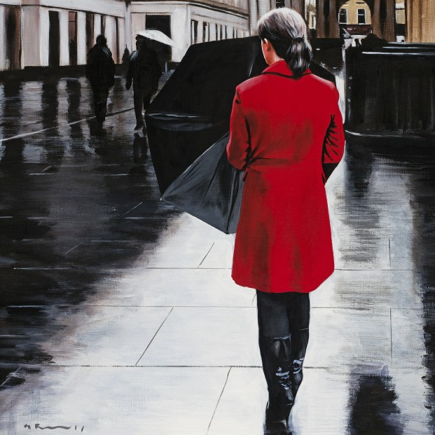 Gerard Burns_Rain in the City_395