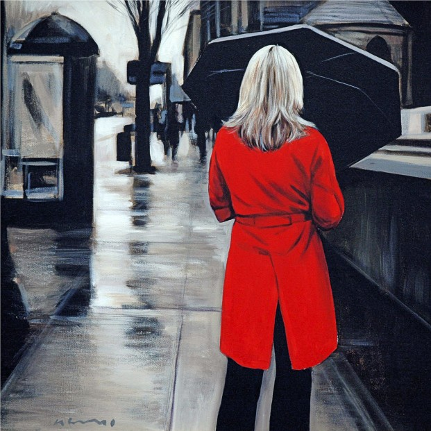 Gerard Burns_Rainy Day in the City_395