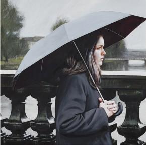 Gerard Burns_Umbrella Over The Clyde_395