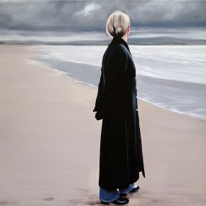 Gerard Burns_Woman on a Beach_395
