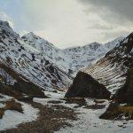 the hidden valley, glen coe 48x36