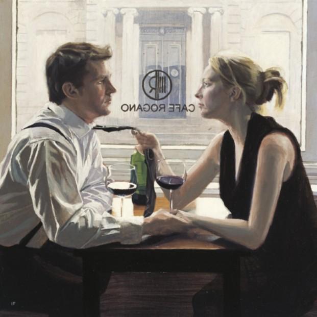 Iain Faulkner_Romantic Lunch_19.75x19.75