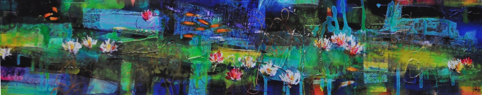 Frances Boag_Giverny II.203x1193mm