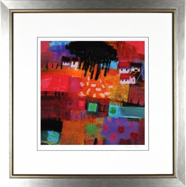 Francis Boag_Pastoral_25.5x25_Framed Print