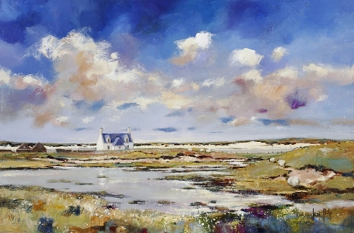 Kate Philp_Island Reflections_14.5x22