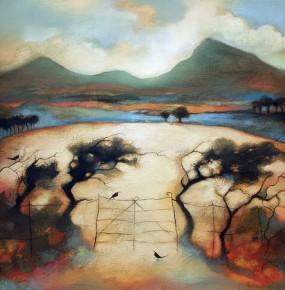 Lesley McLaren_Hawthorns in a Light Breeze_6x5.5