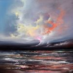 Philip Raskin_Light Over Lewis_Oils_23.5x23.5