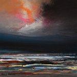 Philip Raskin_Mull Skies Series_Oils_6x6