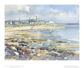 Stuart Lammie_EAST Sands, St Andrews I