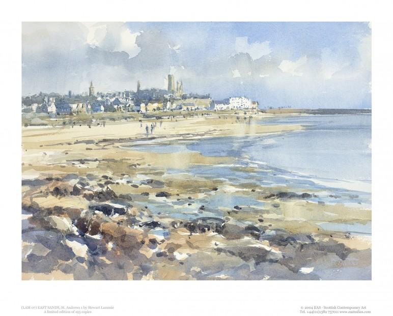 Stuart Lammie_EAST Sands, St Andrews I