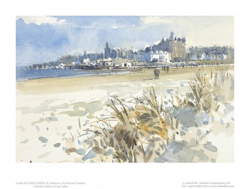 Stuart Lammie_West Sands, St Andrews III