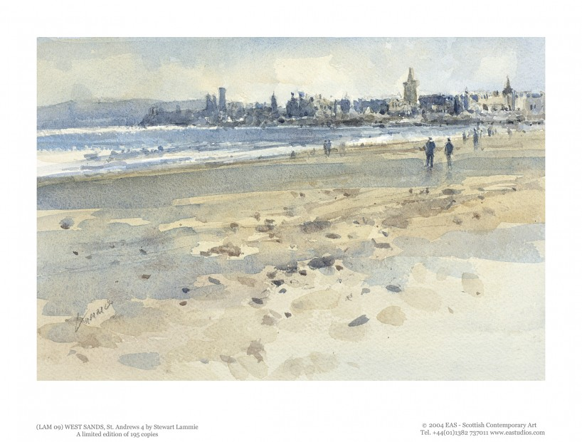 Stuart Lammie_West Sands, St Andrews IV