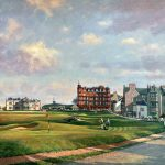 SH16_Donald Shearer_The Road Hole, Old Course, St Andrews