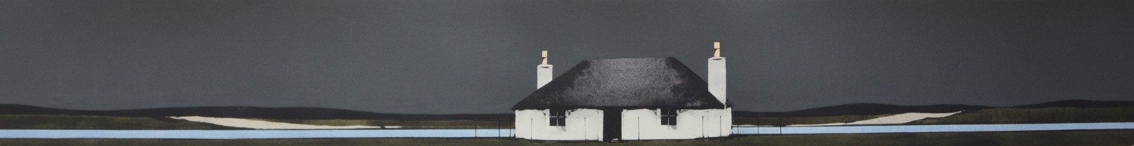Ron Lawson_EAS233_lochmaddy cottage south uist