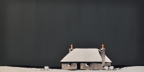 Ron Lawson_Winter in the Hebrides II_EAS229_13x25