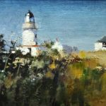 Hugh Bryning_Cromarty Light_Oils_13.5x10