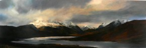 29_Fiona Haldane_Touch of Winter_Pastel_16x48