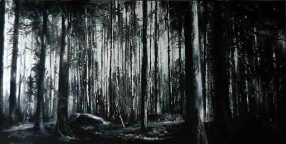 30_Fiona Haldane_Sentinels of Light, Hermitage_Pastel_12x24