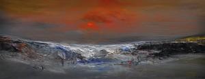 Nael.Hanna.Red.Sky.St.Cyrus.16x39.oils.4.500