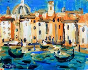 Charles Monteith Walker_782 Venice II 8''x10''_800