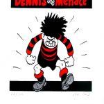 John Patrick Reynolds_Comic Art_Dennis the Menace