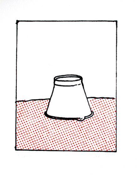 John Patrick Reynolds_Comic Art_Oor Wullie's bucket