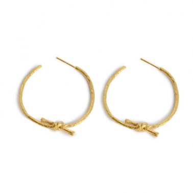 KNOTTED-HOOP-EARRINGS-STE02-18ct-yellow-gold-vermeil-378x378