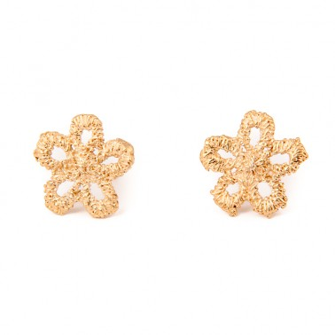 LACE-DAISY-STUDS-ALE02-18ct-yellow-gold-vermeil-378x378
