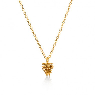 PINE-CONE-NECKLACE-BNN06-18ct-yellow-gold-vermeil-378x378
