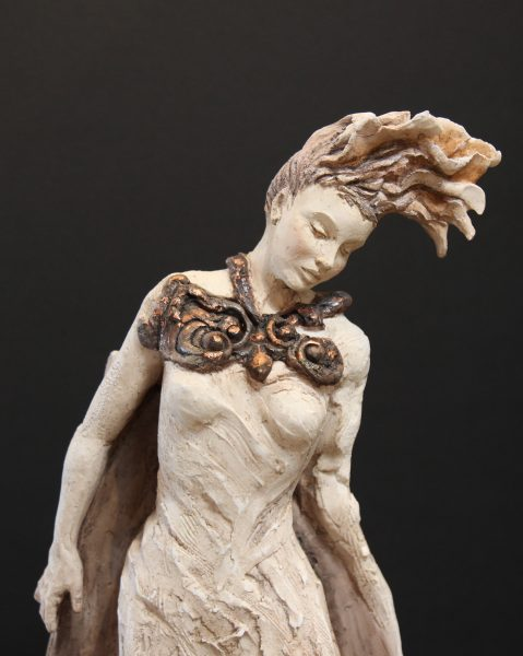 April Young_Harmonia2_cold cast stoneware_ed 25_750