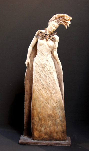 April Young_Harmonia_cold cast stoneware_ed 25_750