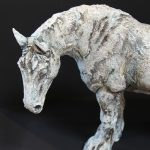 April Young_Nostalgia2_cold cast stoneware_ed 25_750