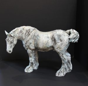 April Young_Nostalgia_cold cast stoneware_ed 25_750