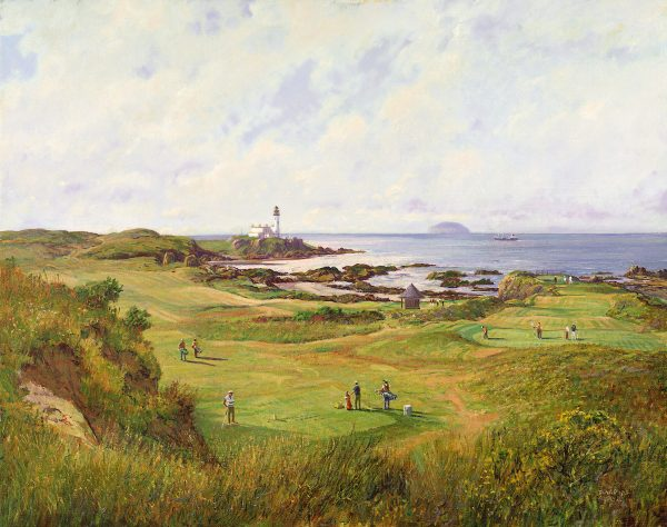 Donald Shearer_SH12.Turnberry.Ailsa.Course.253x355mm