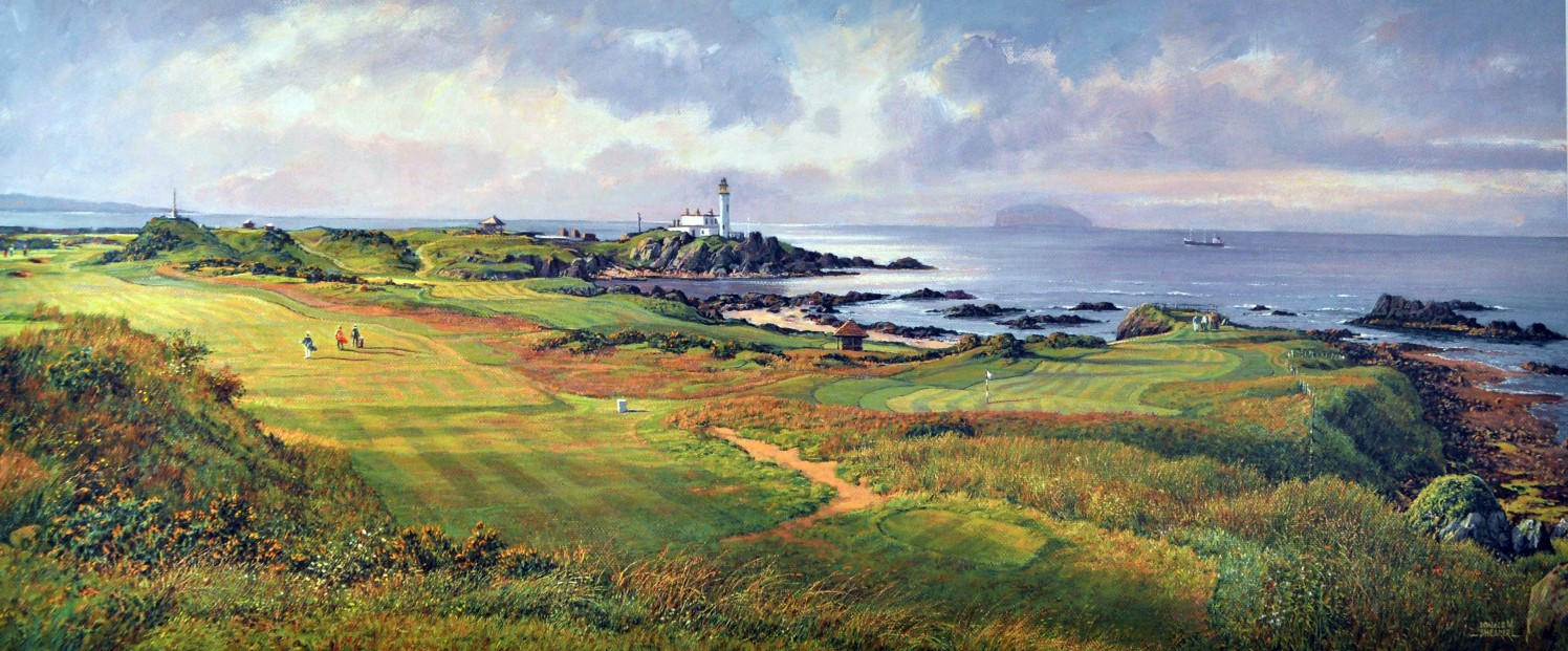 Donald Shearer_SH32.TURNBERRY-PANORAMA_317x760mm