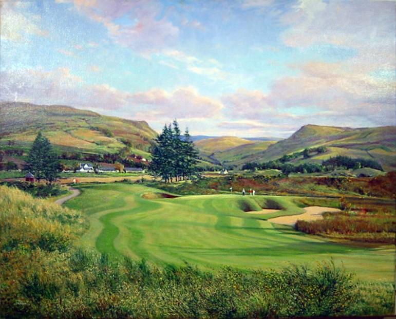 Donald Shearer_SH33.The.1st.The.PGA.Centenary.Course.Gleneagles.253x355mm