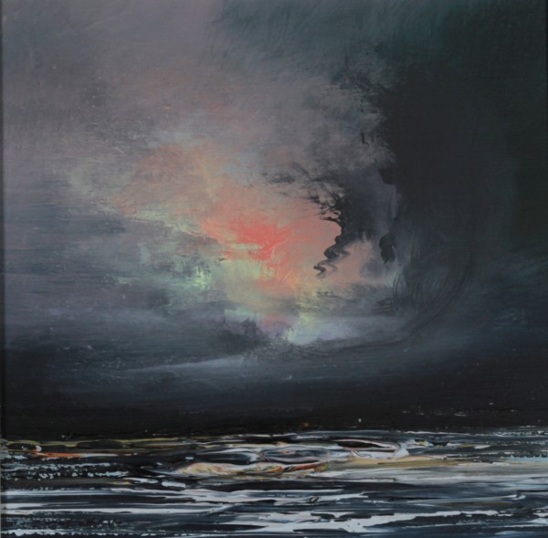 Philip Raskin_ Stornoway Storm_Acrylics_8x8_225