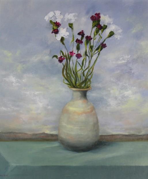 Philip Raskin_Floral Fantasy_Acrylics_22x26
