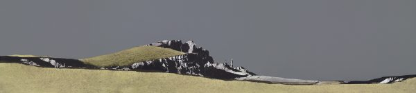 RL28_Ron Lawson_The Storr, Isle of Skye_Signed Limited Edition Print_180x800mm