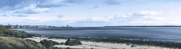 Ian Johnstone_Broughty Ferry from Stannergate_