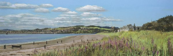 John Bell_The Esplanade, Broughty Ferry_