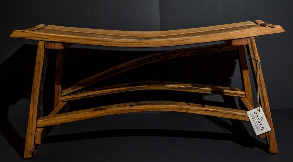 Darach Large Bench