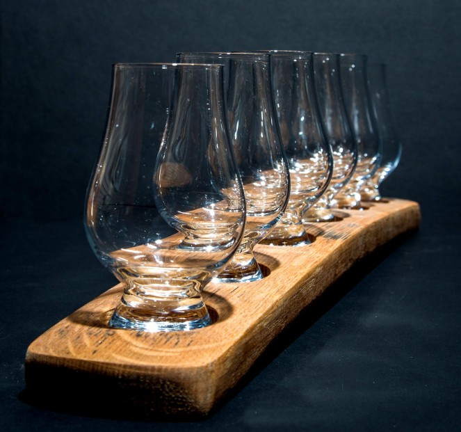 Darach whisky set_6 Glasses